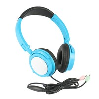 Wired headset for laptop