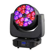 18x15w rgbw bee eye beam 4 - in - 1 led moving head for sale
