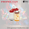 Low price hand push propellant cans for painting