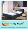 HOT SELLING mission style wooden bed sample