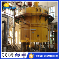 Oil processing line/ soya bean leaching / oil solvent extraction equipment