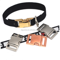 "Various size 5/8"" metal dog collar buckle,metal buckle for dog collars"