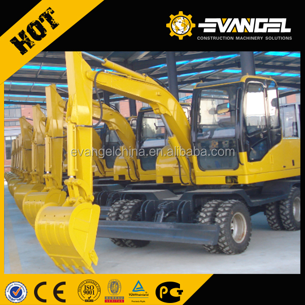 Digger Machine WYL135 13ton Yugong excavator type and capacity