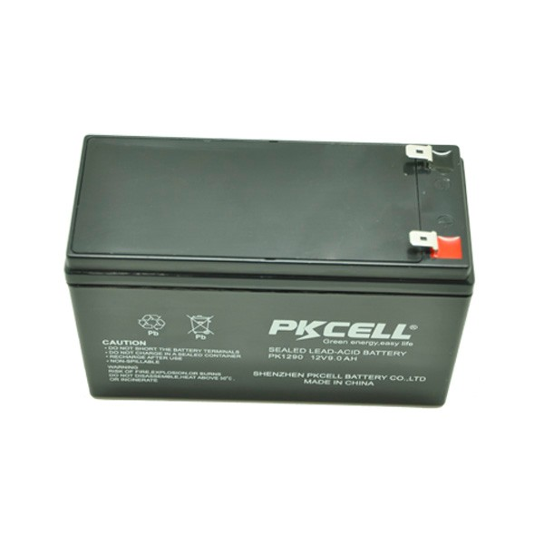 12V 9AH Sealed Lead Acid battery for UPS & Security system