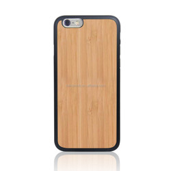 High quality ultra-thin 0.6mm PP for iphone 6 case wood