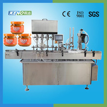 Suppliers china KENO-F518 automatic bottle filling machine