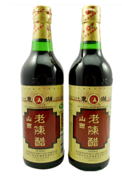 Shanxi Mature Vinegar of Donghu(500ml) favorable vinegar price