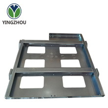 Precision galvanized sheet metal laser cutting ,cnc bending and welding fabrication parts for medical