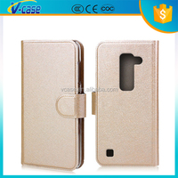 Hot sale leather case for lg, new arrival mobile phone case for lg leon h320