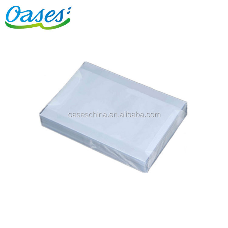 0.3mm super white pvc sheet with a3 size for laser printer