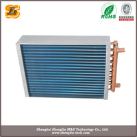 Refrigeration stainless steel condenser of atmospheric water