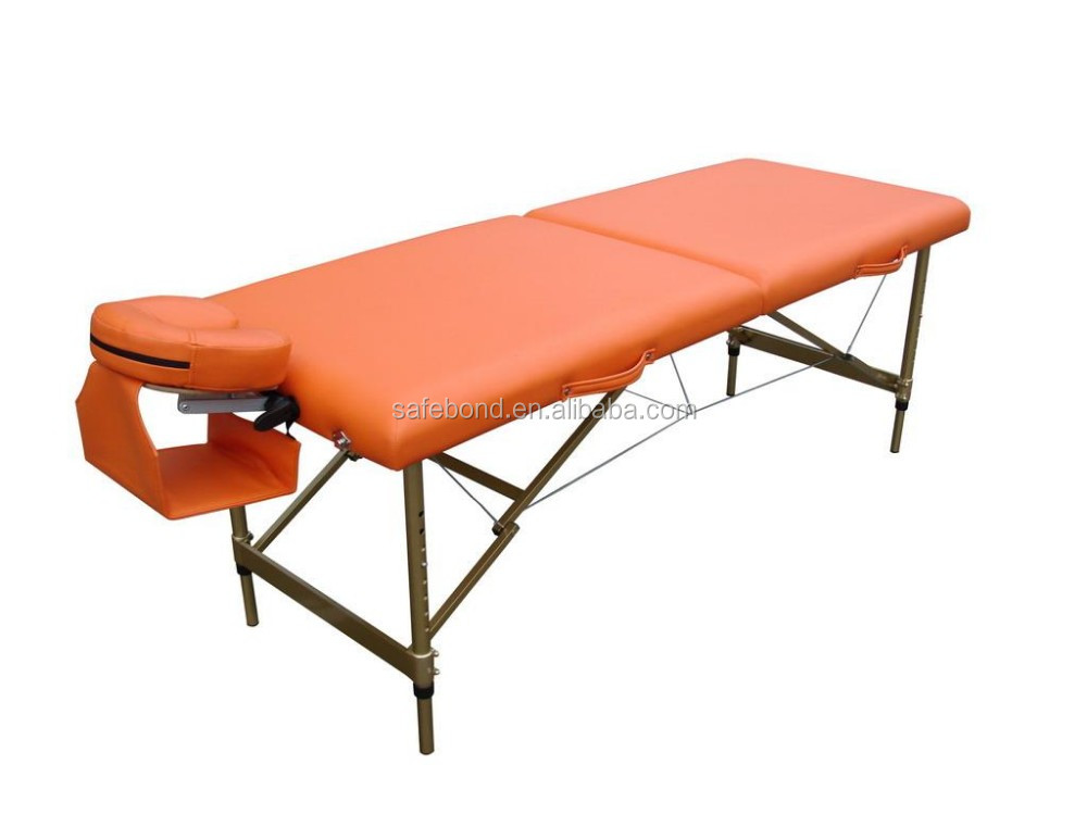 Better 2017 wood massage table 2 section,health care products