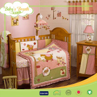 BBS451 Home good cartoon printed kid bedding, wholesale printed kid bedding