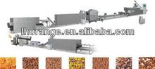Best sale and high efficiency Stainless steel Electric Corn flakes processing line