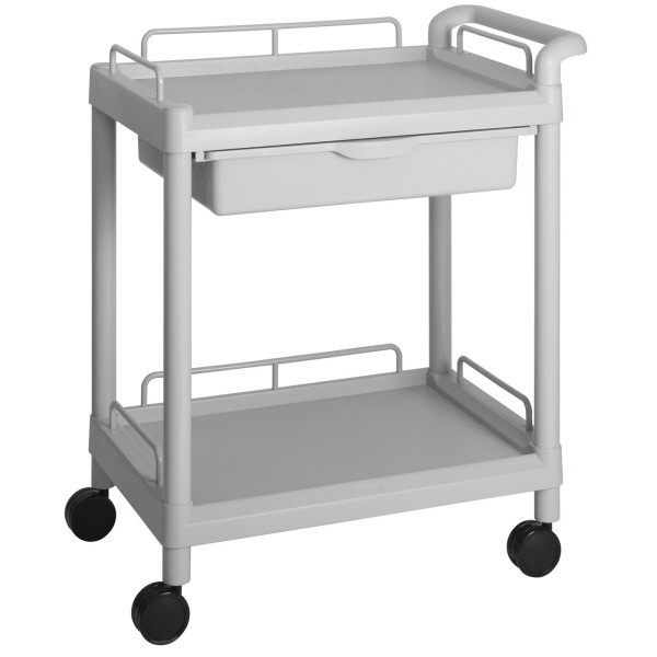 [DAEKYUNG ELECTRO MEDICAL CO.LTD.] PLASTIC MOBILE UTILITY CART WAGON