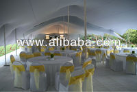 Bedouin stretch tent - pitch protection flooring