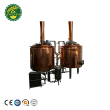 Copper 1000L Beer Brewery Equipment Used Brewing Equipment