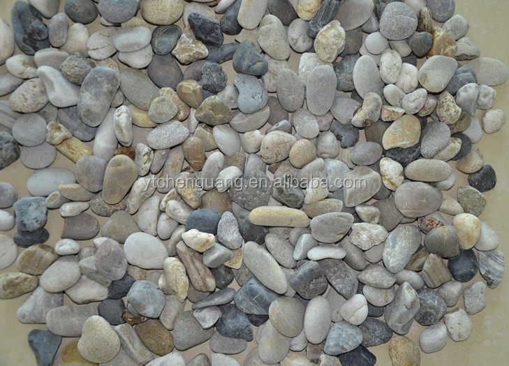 Cobbles&Pebbles,Granite Type quartz stone chips