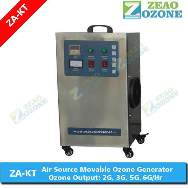 Cold storage room sterilizer industrial ozone generator for food industry