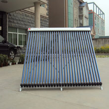 2015 new style EN12975 & solar keymark certificate Pressurized evacuated tube with heat pipe Solar collector ( made in China )