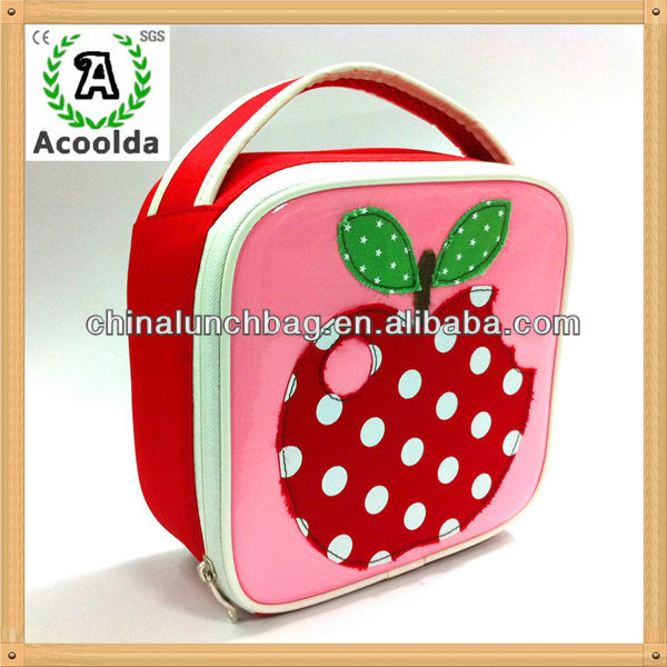 [ High Quality ] 2014 Guangzhou manufacturer wholesale insulated cooler lunch bags for kids