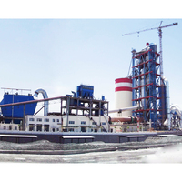 China supply low investment cement production line cement manufacturing plant