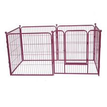 2018 Professional customized galvanized cheap chain link dog kennels