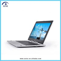 11.6 Inch Rotation Handwriting Screen HDMI Windows8 Dual Core OEM Laptop with 2GB Memory 320GB HDD and 3 GB