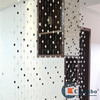 Factory best price bead curtain spring wire curtain for room