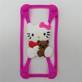 High quality custom promotional silicone phone case cell phone cases mobile phone case