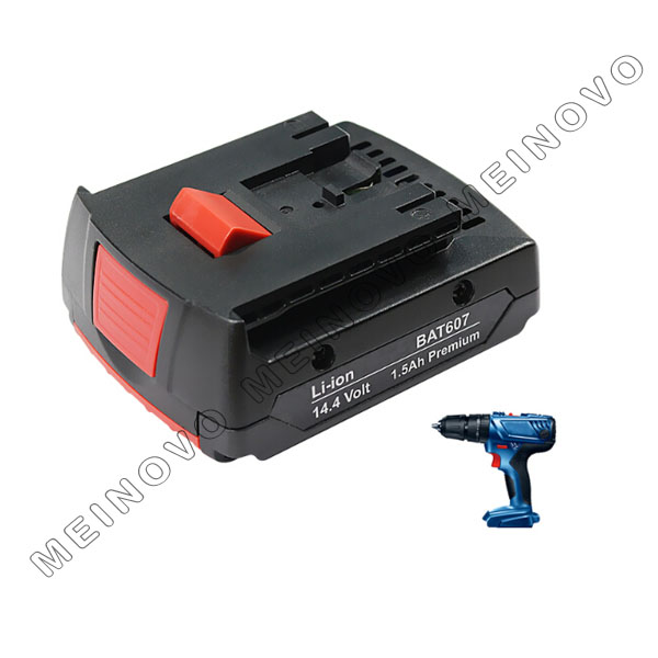 li-ion 14.4V 2Ah Power tool battery for BAT607