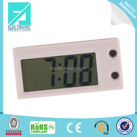 Fupu time LCD alarm function and time date display digital clock