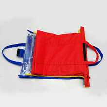 Bag factory OEM and ODM environmental reusable shopping cart bag
