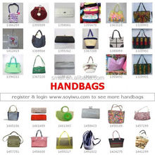 COUNTRY FASHION TRENDS : One Stop Sourcing from China : Yiwu Market for Hand bags
