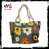 Fashion style large tote bag With custom logo