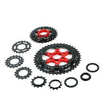 Cheap Price Aluminum Alloy Double freewheel Bicycle 11 speed 42T Cassette Freewheel for MTB Mountain Bike