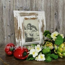 Vintage Memory Picture Frame With Reclaimed Wood