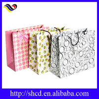 Luxury Cheap Paper Shopping Bags Wholesale