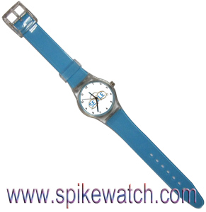 Watch custom wrist band modern decorative watch with glass art work