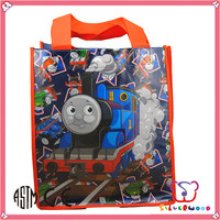 ICTI Factory eco-friendly promotional non woven duffle bag
