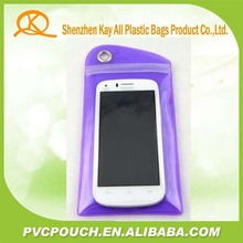 cheap promotional PVC smart phone case for rock and young