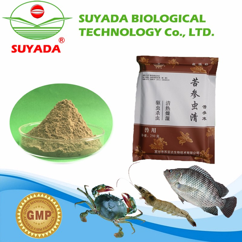 high absorption rate odorless systemic insecticide to kill Gyrodactylus