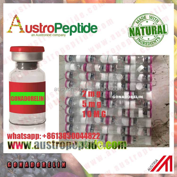hot sale goadorelin peptide , hexarelin ipamorelin igf des PT 141 pt-141 , gonadorelin high purity