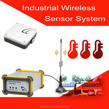 Industrial Wireless Sensor System with USB port remote monitor system temperature data logger
