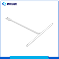 Metal aluminum alloy T-Shaped side arm clothes display support bracket