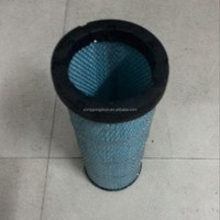 LC11P00018S002 kobelco excavator air filter for sk330-8