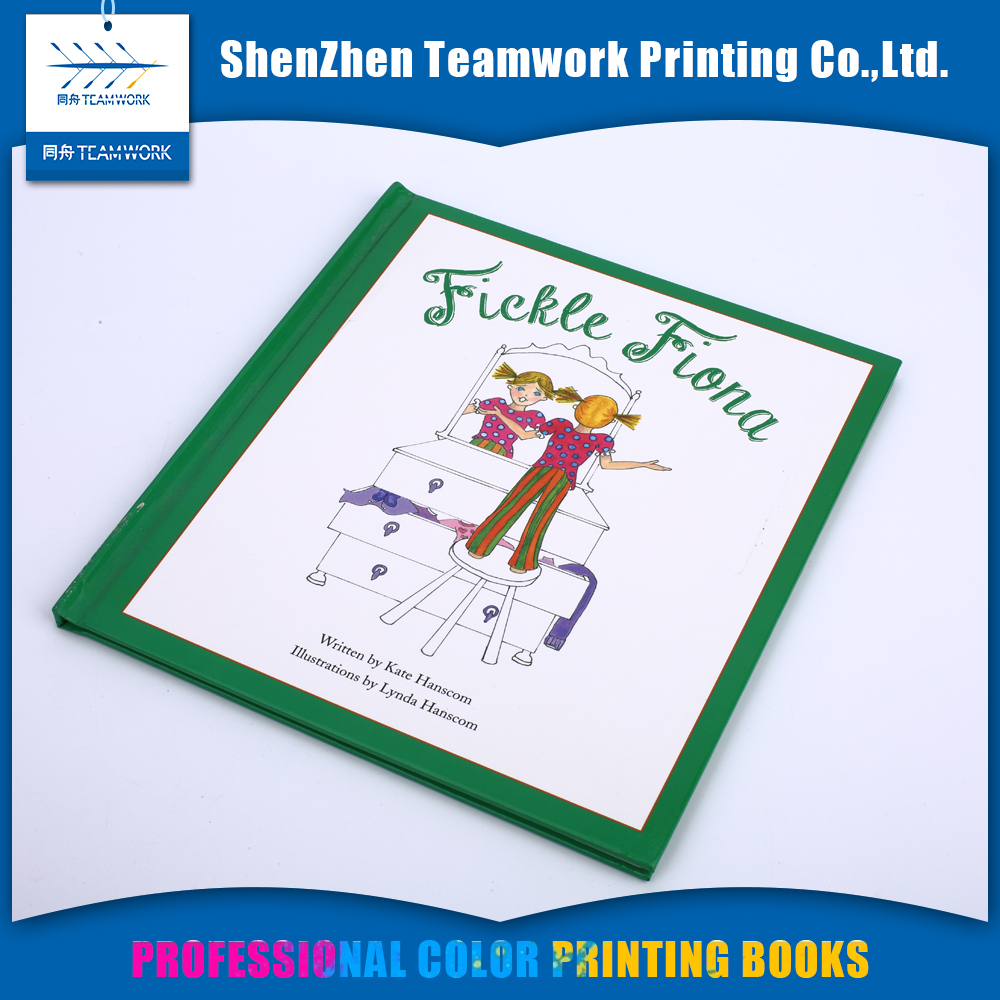 Hot Sale Good Quality Laminated Children Coloring Book Printing