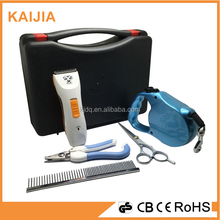 professional electric rechargeable pet hair clipper/Hair Clipper Dog Shaver Trimmer To Japan