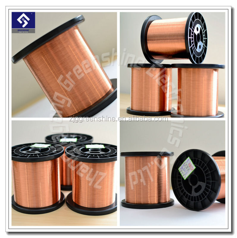 bare copper clad aluminum wires made in china