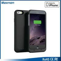 For iPhone 6 battery case mfi 3200mAh Slim,OEM Colors Available case battery,Maxnon backup battery case